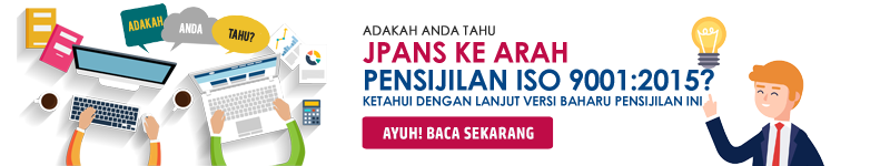 Ke Arah Pensijilan ISO 2015